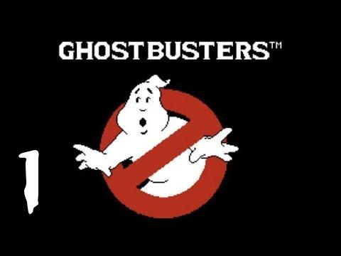 Ghostbusters (NES) - 1: Grey Fox - Работа по вызову - [ПРОХОЖДЕНИЕ]