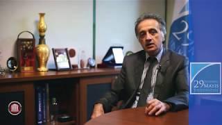 29 Mayıs Üniversitesi Edebiyat Fakültesi Dekanı - Prof. Dr. Feridun M. Emecen