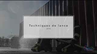 TECHNIQUE de LANCE 2019 | Sapeur Pompier de l'Hérault (SDIS 34)