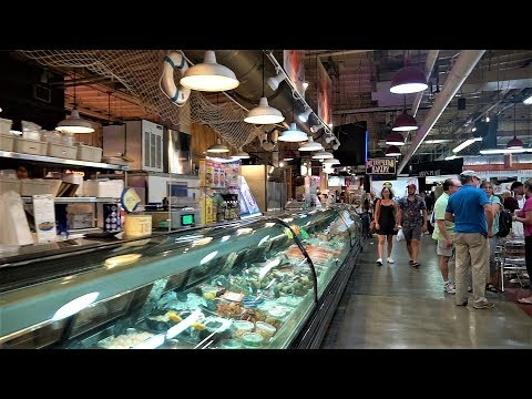 Philadelphia, PA - Reading Terminal Market - Sights And Sounds