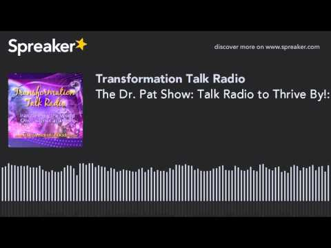The Dr. Pat Show: Talk Radio to Thrive By!: Meet The Maca Team -What is Maca and How it Can Benefit