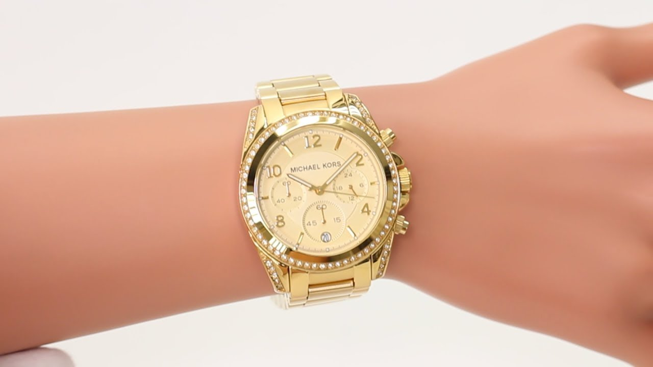 Hands on with the Michael Kors MK5166