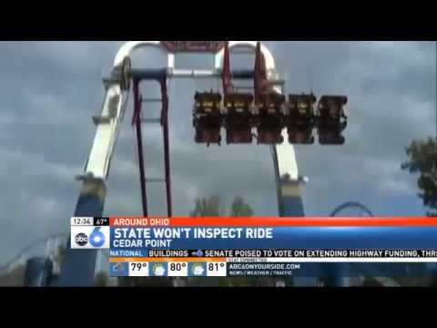 Ohio Won't Investigate Cedar Point Ride Accident