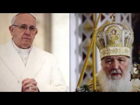 Catholics And Russian Orthodox Unite (One World Religion Coming)