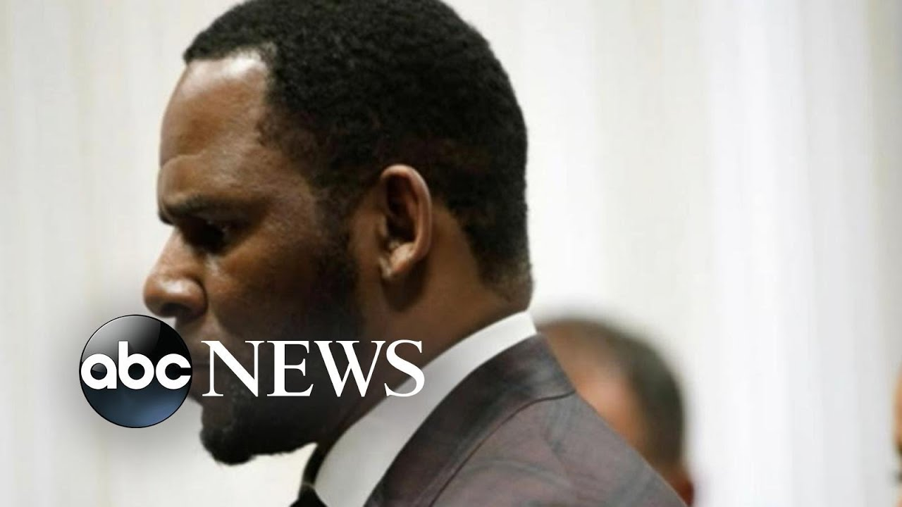 Jury Finds R. Kelly Guilty Of Racketeering And Sex Trafficking