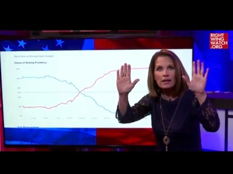 Michele Bachmann On Trump's Win: 'The Lord Did This'
