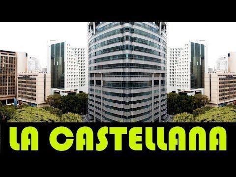 RECORRIENDO LA CASTELLANA Y ALTAMIRA CHACAO BARRIO HOTELERO TURISTICO HERMOSAS CALLES CARACAS 2017