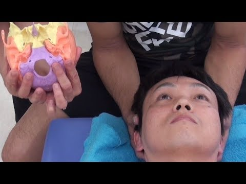 Vector analysis of the cranium and release