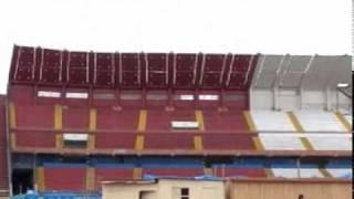 Remodelacion estadio nacional Lima - Peru