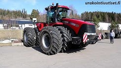 Case IH Steiger 470 with mammoth tires from BKT