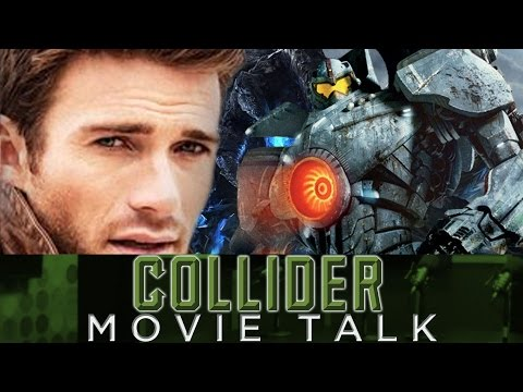 Collider Movie Talk - Pacific Rim 2 Gets Release Date and Casts Scott Eastwood