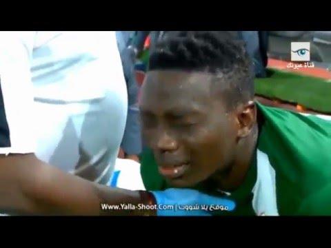 هدف رمضان صبحي في مرمي نجيريا (29-03-2016 ) تصفيات كأس أمم أفريقيا – تعليق علي محمد علي