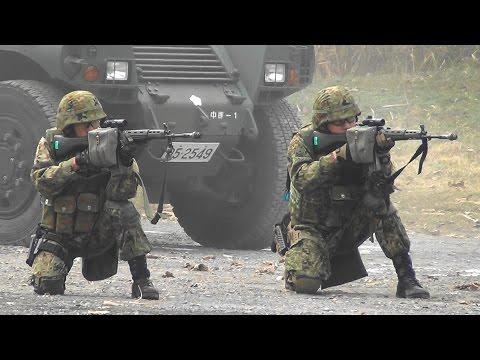 JGSDF 2016  宇都宮駐屯地・中央即応連隊 Camp Utunomiya・CRR