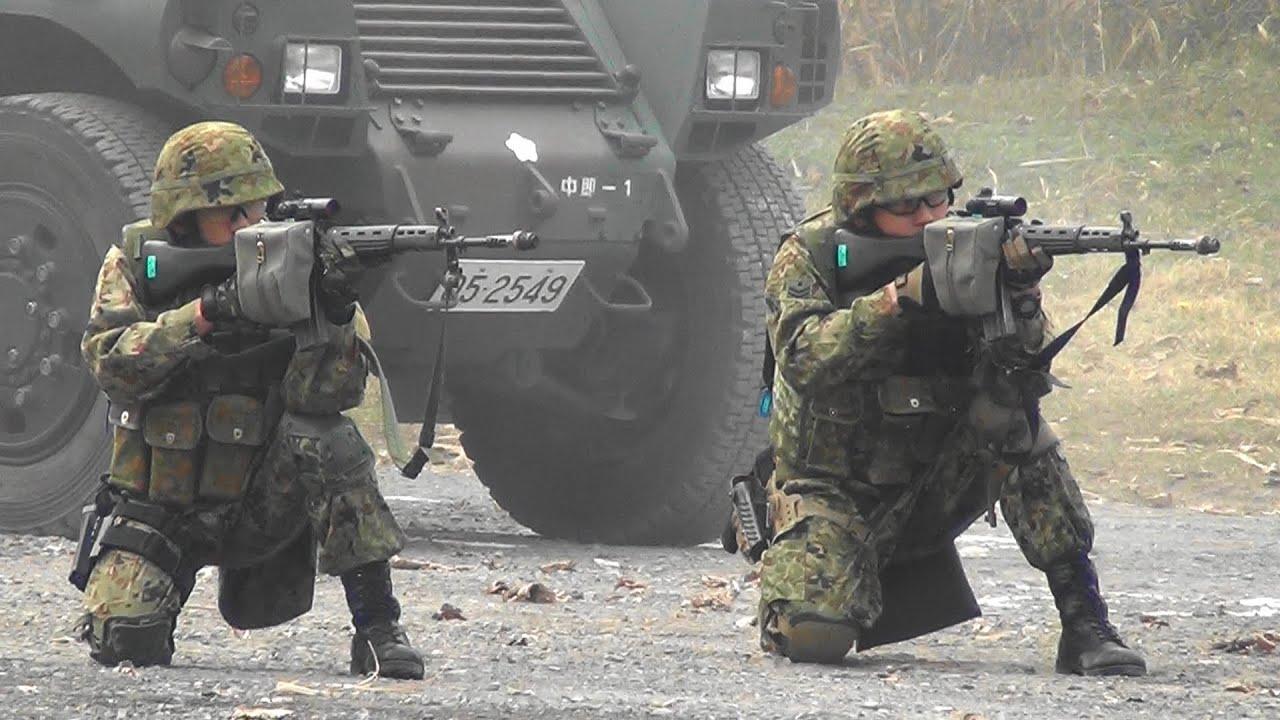 JGSDF 2016 宇都宮駐屯地・中央...