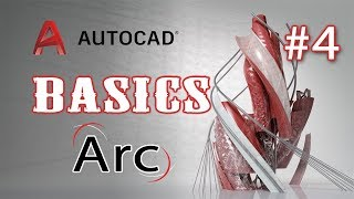 AutoCAD Basic Tutorials for Beginners ARC Command   MDS   Civil Cube