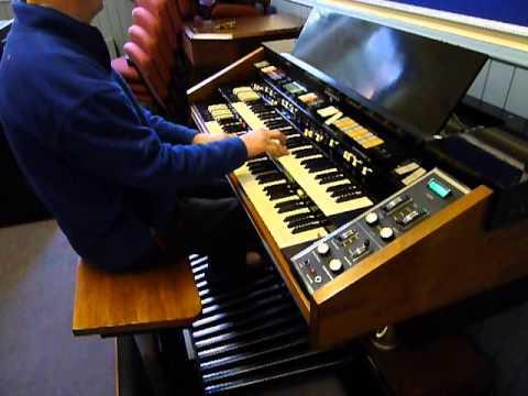 Adrian Rose Hammond X66 Trolley song