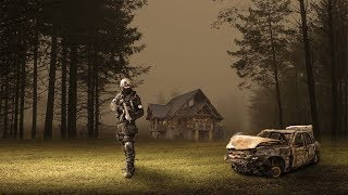 The Soldier Man   Fantasy Photo Manipulation in Photoshop