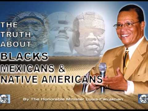 The Truth About Blacks, Mexicans and Native Americans