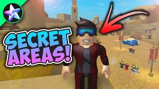NEW! SECRET AREAS IN AREDIA - Roblox Pokemon Brick Bronze