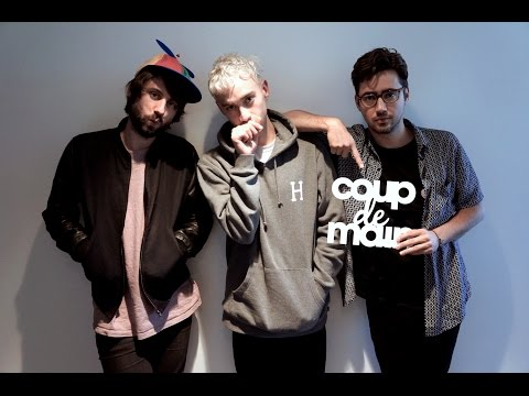 Part II: The Adventures of YEARS & YEARS x @COUPDEMAIN!