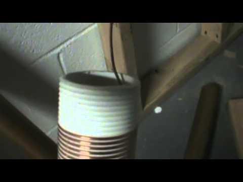 Screwdriver Dipole Antenna Build pt1