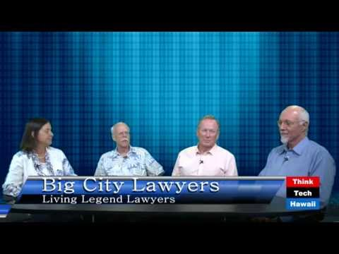 Big City Lawyers - John Edmunds, Ed Kemper and John Finney