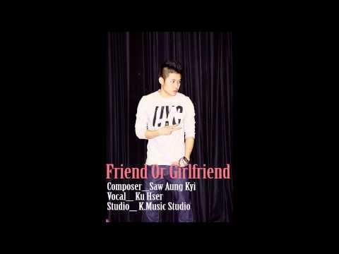 Friend Or Girlfriend By Ku Hser