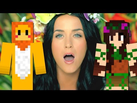 Katy Perry - Roar (Minecraft Version)