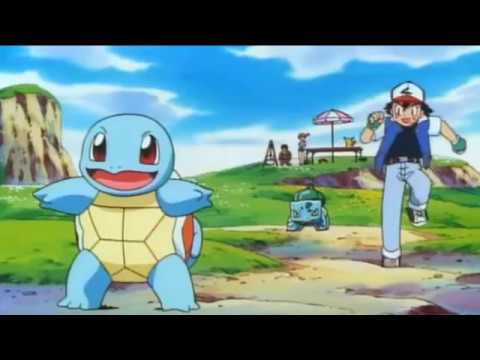 Pokémon - The First Movie Intro [Japanese]