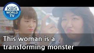 This woman is a  transforming monster. I can prove it right here. [PERFUME(퍼퓸) / ENG]