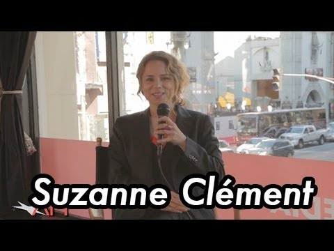 Suzanne Clément of LAURENCE ANYWAYS on preparing for her role