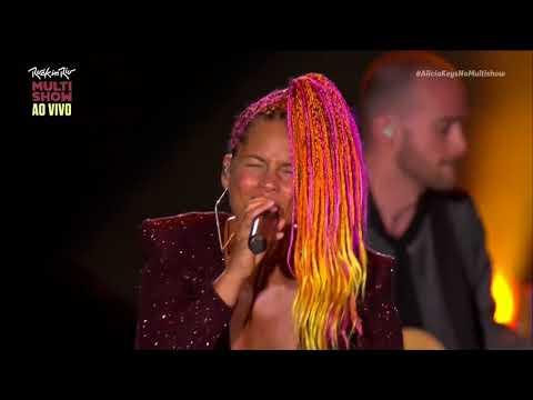Alicia Keys - Kill Your Mama (Rock in Rio 2017)