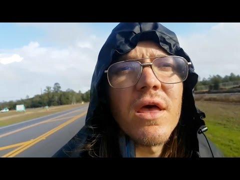 SUV ends climate activist's barefoot trek across U.S.