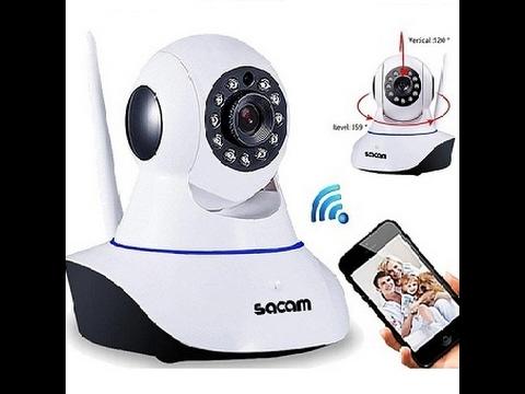 download How to Reset Network IP Camera SACAM SASDIGI72M2WL with app YOOSEE or YYP2P
