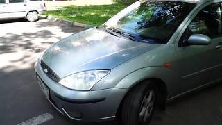 Ford focus 1 Обзор моего автомобиля, отзыв реального владельца