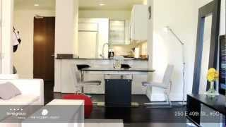 250 East 49th Street - No. 13c - Luxury Furnished One Bedroom In New York City