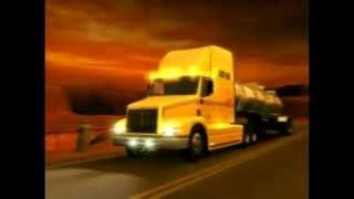 Трейлер игры 18 стальных колёс - Пыль дорог