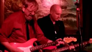 Rumble at Waikiki - John Blair & the Trespassers Redwood Bar 10 26 2015