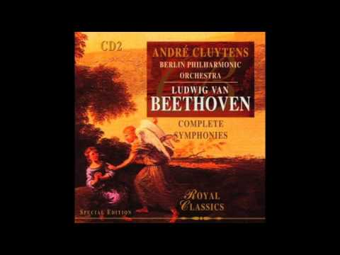 Beethoven Symphony 3 Cluytens