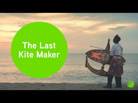 The Last Kite Maker - a Merdeka 2016 film by Maxis 4G Films