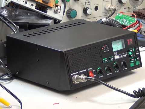 Team Euro 3004UK,  UK (CB 27/81) CB radio (Base Station) - On The Air Test