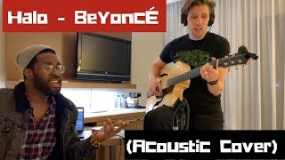 Halo - Beyoncé (Acoustic Cover) Kyle Jurassic and Darrell Purcell Jr.