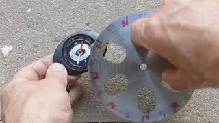 rotor aimant polarite