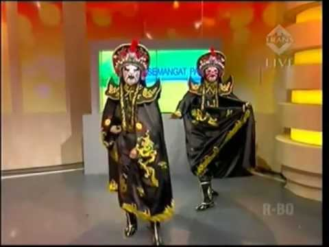masks changing duo trans tv (Mister-I & Ricky)