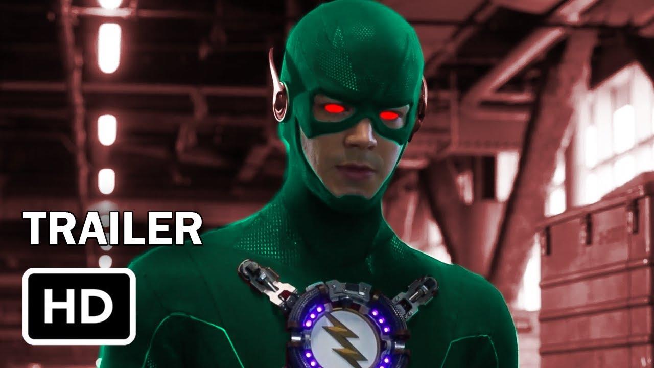 "Download The Flash Season 8 Trailer ""Armageddon"" (HD) 5 Episode Crossover (Concept)"