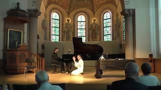 """Arnold Schönberg: """"Pierrot Lunaire"""" Opus 21 / Pia Sophie Schwarz, Christoph Schnackertz"""