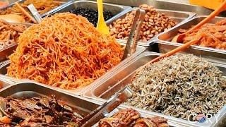 KOREAN FOOD PORN 🇰🇷: Ep. 1 - Gwangjang Market  (코리의 군침유발자들 제1탄 - 광장시장 편)