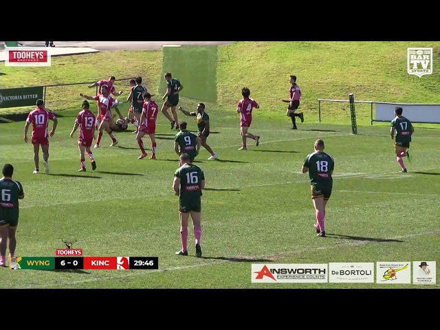2019 Central Coast RL - Open Grade Round 17 Highlights - Wyong v Kincumber