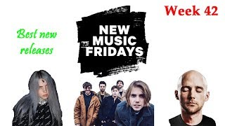 Best New Releases from New Music Friday 2018 Week 42