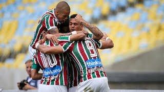 Fluminense 1 x 0 avaí - brasileirão 2017